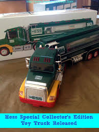 100 Hess Truck Toy Releases Special Collectors Edition The Mama Maven