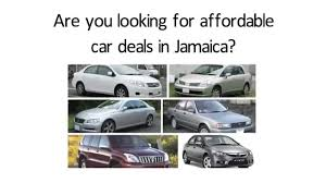 Cars For Sale In Jamaica - Affordable Car Deals - YouTube