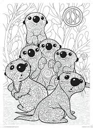 Full Image For Animal Coloring Pages Pdf To Print Detailed