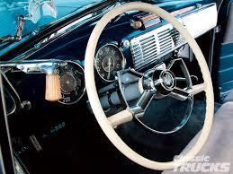 1951 Chevy Steering Column - Wiring Diagrams •