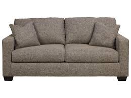 Ashley Furniture Hearne Contemporary Full Sofa Sleeper with Track Arms Furniture and ApplianceMart Sleeper Sofas