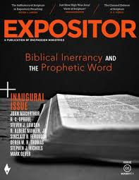 Expositor Magazine Issue 1