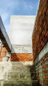 100 Banglamung Structure At Local Construction Zone At City Stock Photo