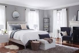 chambre parentale grise le gris une couleur appropriée pour une chambre parentale chic et