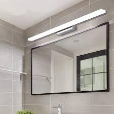 badezimmer wandleuchte spiegelleuchte moderne badle
