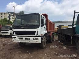 100 Isuzu Dump Truck For Sale Used CXZ 81 K Dump S Year 2006 Price US 12933 For