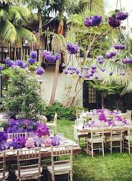 Purple Has Never Looked Prettier Than In This Dewey Seasons Resort The Biltmore Santa Barbara Garden Wedding And If You Need A Ceremony Officiant Call Me