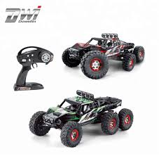 100 Brushless Rc Truck Dwi Dowellin Motor High Speed Climbing 6x6 With 1