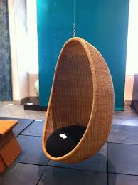 Hanging Chair Ikea Uk by Furnitures Synthetic Rattan Hanging Wicker Chair Rattan Hanging