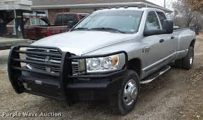 2007 Dodge Ram 3500HD Big Horn Quad Cab Pickup Truck | Item ... Used Trucks For Sale Salt Lake City Provo Ut Watts Automotive 2016 Ram 1500 For Anderson Preowned Outlet Atchison 2014 Pickup 2500 Big Horn Sale In Alburque Nm New 2017 Ram Crew Cab S880374 Columbia What Is The Point Of Owning A Pickup Truck Sedans Brake Race Car The Bighorn Now Ewald Group Truck Sales Trump Infrastructure Plans Have Dealers Thking 2019 Tiffin Oh 136285 1972 Chevrolet C10 Rk Motors Classic Cars Semi Trucks Lifted 4x4 Usa Ford Fseries Marks 40 Years As Usas Bestselling Fox News Top 10 Most Expensive World Drive