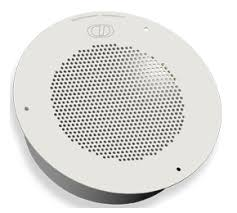 Bogen Ceiling Tile Speakers by Ceiling Tile Drop In Auxiliary Speaker Gray White Only 011201
