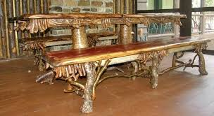 Rustic Style Furniture Offering Traditional By Bowers And Other Skilled Artisans Of The