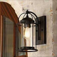 outdoor awesome lantern style wall lights outdoor decorative