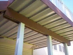 Diy Under Deck Ceiling Kits Nationwide by Under Deck Roofing Diy Deks And Tables Decoration