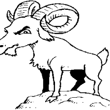 Billy Goats Gruff Coloring Pages AZ