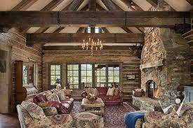 Log Home Interior Decorating Ideas 10 Log Cabin Interior Design Ideas To Inspire You