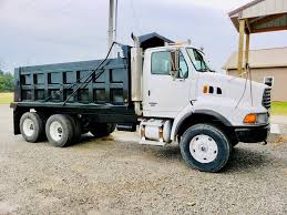 2007 Sterling Dump Truck - 16ft Bed, 334K Miles For Sale - Granbury ...