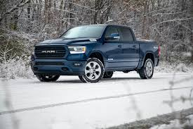 100 Trucks In Snow 2019 Ram 1500 North Edition Top Speed