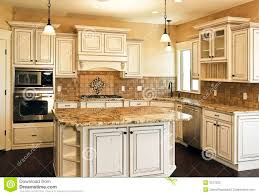 Cool Distressed Kitchen Cabinets Gallery
