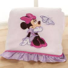 Minnie Mouse Bedding by Perfect Minnie Mouse Baby Blanket Minnie Mouse Baby Blanket