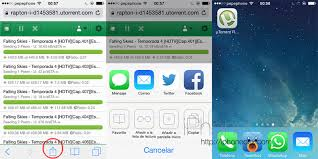 o acceder a uTorrent de manera remota desde el iPhone