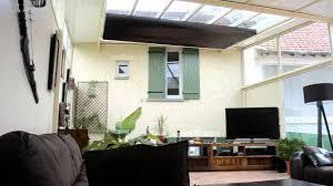 cidev stores motorisé pour véranda et toiture