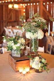 Rustic Wedding Decorations Stylish Decor Ideas About Barn Centerpieces On
