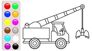 100 Construction Truck Coloring Pages 15 Cool Vehicle Karen Page