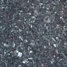 ms international blue pearl 12 in x 12 in polished granite wall