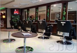 Barber Shop Design Layout Modern Salon Interior Design Beauty