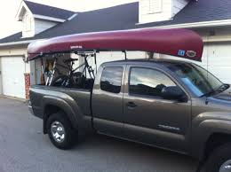 Truck Toppers And Roof Racks / Off Topic / KUSports.net Thule Kayak Rack For Jeep Grand Cherokee Best Truck Resource Canoe And Hauling Page 4 Tacoma World Bwca Truck Canoe Rack Advice Sought Boundary Waters Gear Forum Custom Alinum A Chevy Ryderracks Pickup Bike Carrier With Wheel Boats Bicycle Bed Bases For Cchannel Track Systems Inno Racks Diy Box Kayak Carrier Birch Tree Farms Build Your Own Low Cost Of Pinterest Extender White Car Overhead Rackhow To Carry Nissan Titan