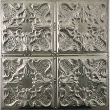 24 X 24 Inch Ceiling Tiles by 105 Tin Metal Ceiling Tile Vintage Gothic Design