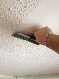 the dreaded popcorn ceiling info you need before you scrape