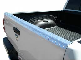 ici diamond plate tailgate cap pickup tailgate guards from ici