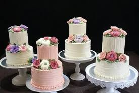 2 Tier Rustic Buttercream Cake Decorating Class