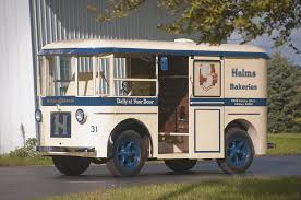 100 Helms Bakery Trucks Photo Feature 1933 Twin Coach Truck The Daily Drive
