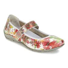 rieker women flat shoes sale clearance free shipping for a short