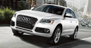 "Kelly Blue Book Names Audi Q5 a ""10 Best"" Luxury SUV"