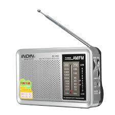 Ilive Under Cabinet Radio Set Time by Portable Am Fm Radio