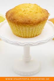 zitronen muffins ohne zucker und mehl staupitopia zuckerfrei
