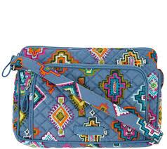 Vera Bradley Bedding Comforters by Vera Bradley U2014 Bags Wristlets Luggage U0026 Patterns U2014 Qvc Com