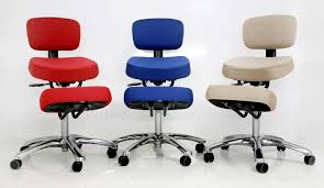 Ergonomic Kneeling Office Chair With Back by Health Postures Stance Move Kneeling Chair Kneeling Chair Made