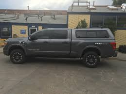 100 Truck Bed Topper SCaps Leer SnugTop Or ARE Nissan Titan XD Forum