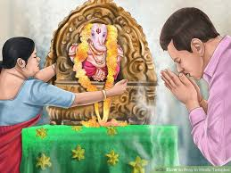 Muslim Prayer Curtain Wiki by How To Pray In Hindu Temples 15 Steps With Pictures Wikihow