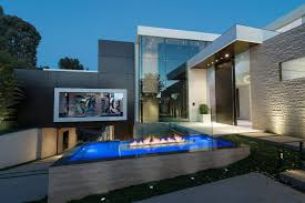 104 Beverly Hills Modern Homes World Class Contemporary Luxury Home House Plans 119365