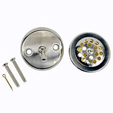 danco 89242 trip lever tub bath drain and overflow trim kit plate