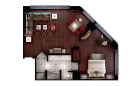 Mgm Grand Hotel Floor Plan by Mgm Grand One Bedroom Suite Memsaheb Net