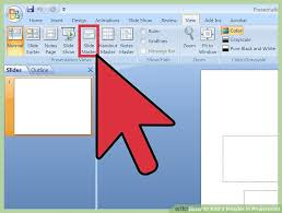 Image Titled Add A Header In Powerpoint Step 2