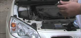 how to replace headlight bulb on pontiac g6 皓 auto maintenance