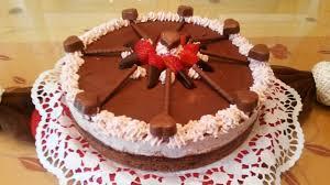 erdbeer nutella torte